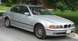 BMW 5 Series 520i Sedan (Petrol)