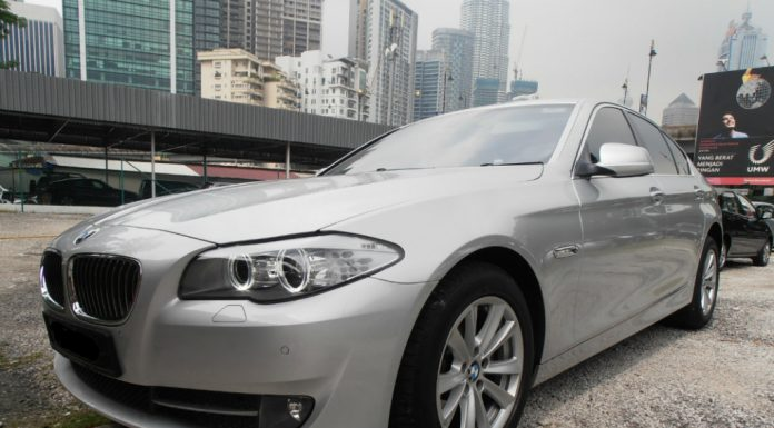 BMW 5 Series 523i 2.5 (Petrol)