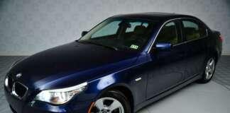 BMW 5 Series 535i 3.0 (Petrol)