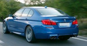 BMW M5 Sedan (Petrol)