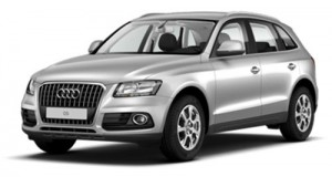 Audi Q5 3.0 TDI quattro (Diesel)