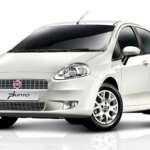 Fiat Grande Punto Active (Petrol)