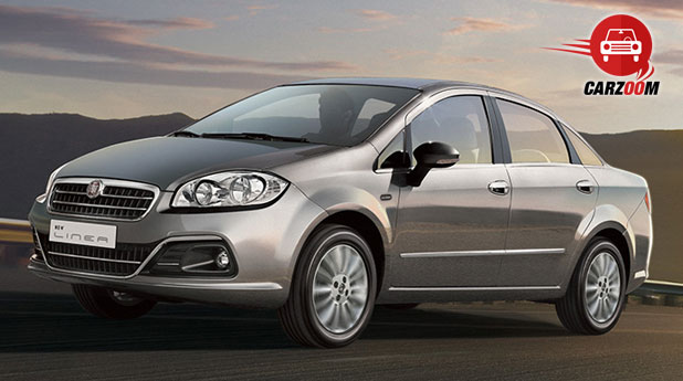 Fiat       Linea       Emotion    TJet  PetrolPrice in India  Review