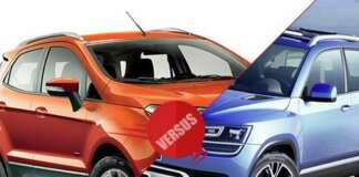 Ford EcoSport vs Volkswagen Taigun