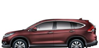 Honda CR V 2.4L 4WD AT