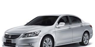 Honda New Accord 2.4 MT
