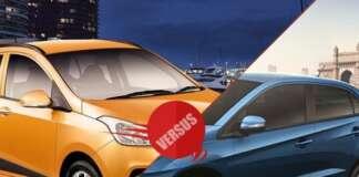 Hyundai i10 Grand Vs Honda Amaze