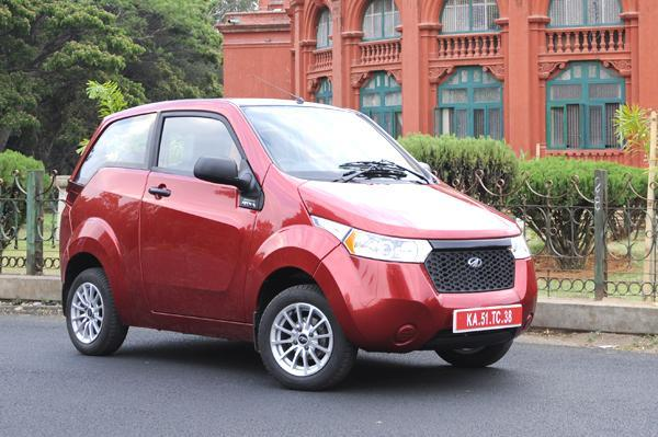 Mahindra e2o T0 (Electric)