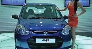 Maruti Suzuki Alto 800 Base (CNG)
