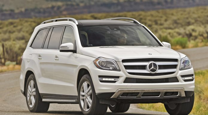Mercedes-Benz GL 350 CDI (Diesel)
