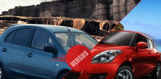 Nissan Micra Vs Maruti Suzuki Swift