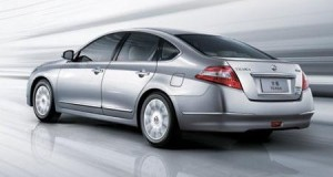 Nissan Teana 250 XV (Petrol)