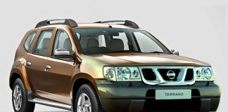 Nissan Terrano - User Review