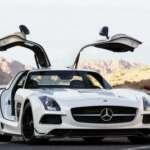Mercedes-Benz SLS AMG Coupe (Petrol)