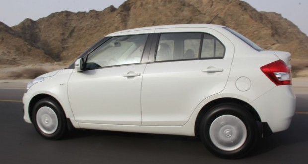 Maruti Swift DZire Exteriors Sideview