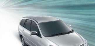 Toyota Innova 2.5 E PS W/O AC 8 STR BS-IV (Diesel)