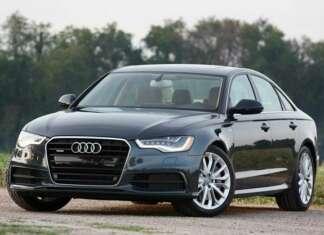 Audi A6 3.0 TDI quattro (Diesel)