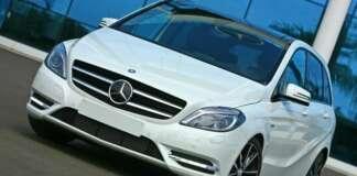 Mercedes-Benz B-class 2013 B 180 CDI (Diesel)