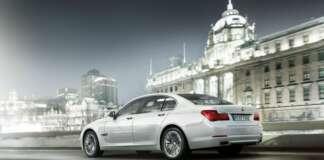 BMW 7 Series 730Ld (Diesel)