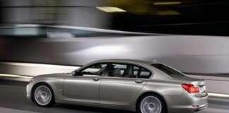BMW 7 Series 740Li (Petrol)