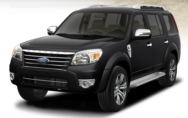 Launch of Ford New Endeavour| Specifications and Features