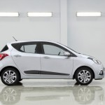 hyundai i10 Exterior Side View