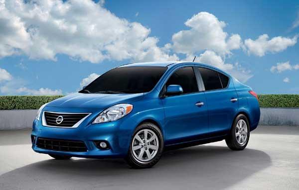 Nissan Sunny XV (Petrol)