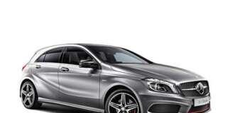 Mercedes-Benz A-Class A180 CDI (Diesel)