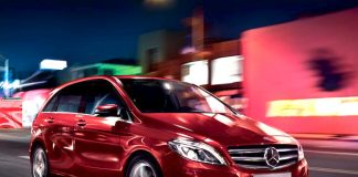Mercedes-Benz B-class B180 Sports (Petrol)