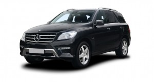 Mercedes-Benz M-Class ML 250 CDI BlueEfficiency (Diesel)