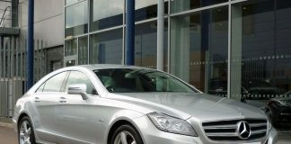 Mercedes-Benz CLS 350 BlueEFFICIENCY (Petrol)