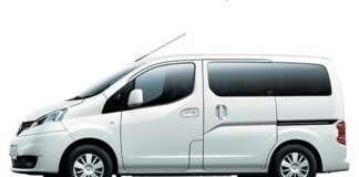 Nissan Evalia XE Plus (Diesel)