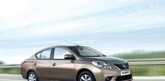 Nissan Sunny XL (Petrol)