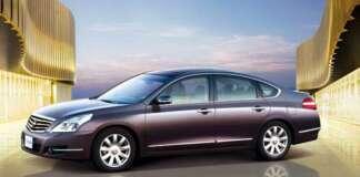 Nissan Teana 250XL (Petrol)
