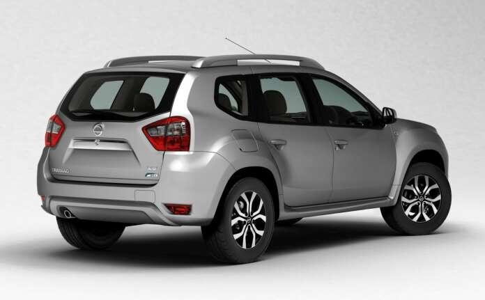 Nissan Terrano - Critics Review