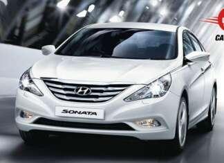Hyundai Sonata 2.4 GDi MT (Petrol)