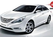 Hyundai Sonata 2.4 GDi AT (Petrol)