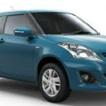 Maruti Swift DZire Exteriors Frontview