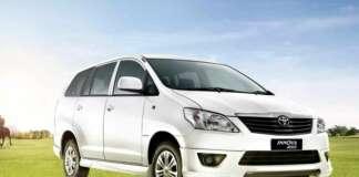 Toyota Innova 2.5 G 7 STR BS-IV (Diesel)