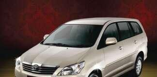 Toyota Innova 2.5 E PS W/O AC 7 STR BS-III (Diesel)