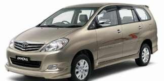 Toyota Innova 2.0 G 8 STR BS-IV (Petrol)