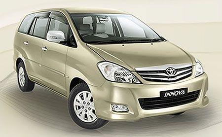 Toyota Innova 2.5 E PS 7 STR BS-III (Diesel)