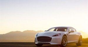 Aston Martin Rapide LUXE (Petrol)