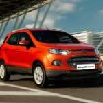 Ford EcoSport 1.5 TDCi Titanium (Diesel)