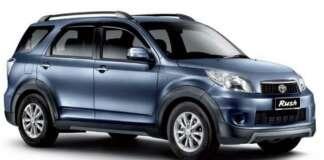 Toyota Rush 1.5G AT (Petrol)