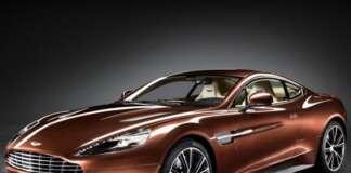 Aston Martin Vanquish V12 (Petrol)
