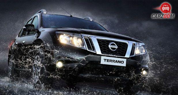 2017 Nissan Terrano face