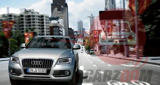 Audi Q 5 Exteriors Front View