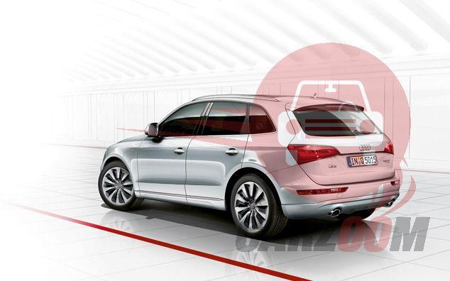 Audi Q5 Exteriors Overall