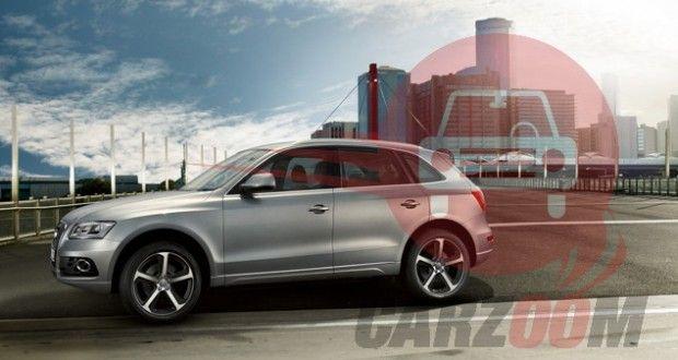 Audi Q 5 Exteriors Side View